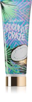 Victoria's Secret Juice Bar Coconut Craze тоалетно мляко за тяло за жени