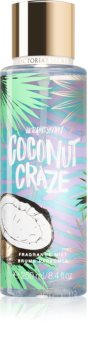 Victoria's Secret Coconut Craze Scented Body Spray for Women