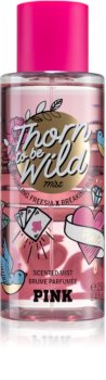 Victoria's Secret PINK Thorn To Be Wild Body Spray for Women