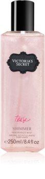 Victoria's Secret Tease Shimmer parfémovaný tělový sprej se třpytkami pro ženy