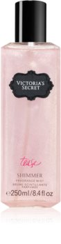 Victoria's Secret Tease Shimmer Scented Body Spray with Glitter for Women
