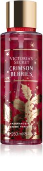 Victoria's Secret Scents of Holiday Crimson Berries Scented Body Spray for Women