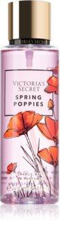 Victoria's Secret Wild Blooms Spring Poppies parfémovaný tělový sprej pro ženy
