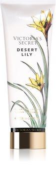 Victoria's Secret Wild Blooms Desert Lily leite corporal para mulheres