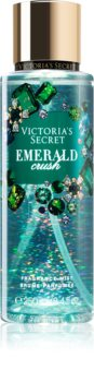 Victoria's Secret Winter Dazzle Emerald Crush Body Spray for Women