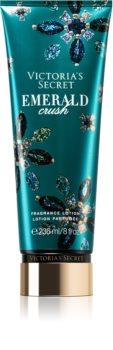 Victoria's Secret Winter Dazzle Emerald Crush Body Lotion for Women