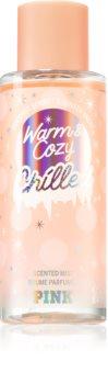 Victoria's Secret PINK Warm & Cozy Chilled parfémovaný tělový sprej pro ženy