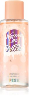 Victoria's Secret PINK Warm & Cozy Chilled Tuoksuva Vartalosuihke Naisille
