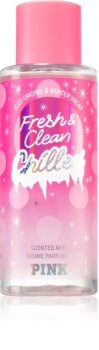 Victoria's Secret PINK Fresh & Clean Chilled парфюмиран спрей за тяло за жени