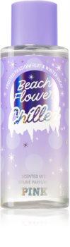 Victoria's Secret PINK Beach Flower Chilled Parfymerad kroppsspray för Kvinnor