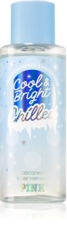 Victoria's Secret PINK Cool & Bright Chilled Body Spray for Women