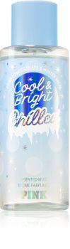 Victoria's Secret PINK Cool & Bright Chilled brume parfumée pour femme