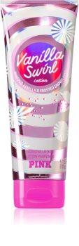 Victoria's Secret PINK Vanilla Swirl testápoló tej hölgyeknek