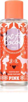 Victoria's Secret PINK Hot for Cocoa parfümiertes Bodyspray für Damen