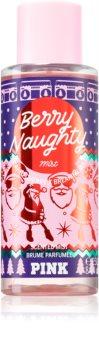 Victoria's Secret PINK Berry Naughty parfümiertes Bodyspray für Damen