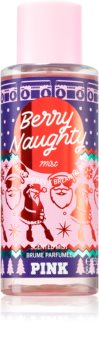 Victoria's Secret PINK Berry Naughty Scented Body Spray for Women