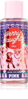 Victoria's Secret PINK Berry Naughty spray de corp parfumat pentru femei