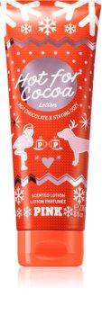 Victoria's Secret PINK Hot for Cocoa Vartalovoide Naisille