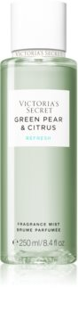 Victoria's Secret Natural Beauty Green Pear & Citrus parfümiertes Bodyspray für Damen