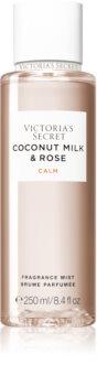 Victoria's Secret Natural Beauty Coconut Milk & Rose parfémovaný telový sprej pre ženy