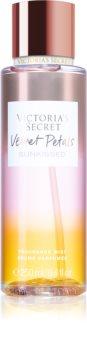 Victoria's Secret Velvet Petals Sunkissed parfümiertes Bodyspray für Damen