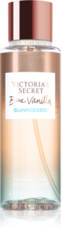 Victoria's Secret Bare Vanilla Sunkissed parfümiertes Bodyspray für Damen