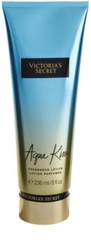 Victoria's Secret Aqua Kiss leche corporal para mujer