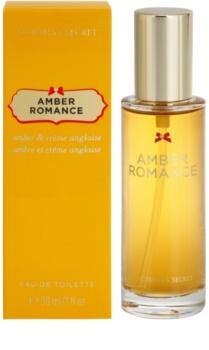 Victoria's Secret Amber Romance Amber & Créme Anglaise eau de toilette para mujer 30 ml