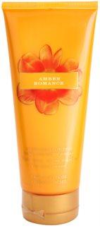 Victoria's Secret Amber Romance Black Cherry, Creme Anglaise and Sandalwood crema de corp pentru femei 200 ml