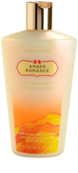 Victoria's Secret Amber Romance Amber & Créme Anglaise leche corporal para mujer