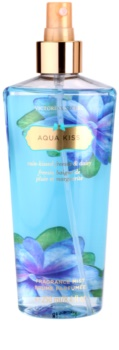 Victoria's Secret Aqua Kiss Rain-Kissed Freesia & Daisy tělový sprej pro ženy 250 ml