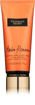 Victoria's Secret Amber Romance creme corporal para mulheres