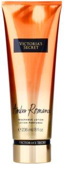 Victoria's Secret Amber Romance leite corporal para mulheres