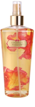 Victoria's Secret Coconut Passion Vanilla & Coconut spray de corpo para mulheres 250 ml
