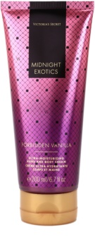 Victoria's Secret Midnight Exotics Forbidden Vanilla crema corporal para mujer 200 ml