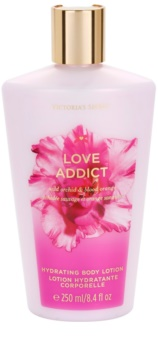 Victoria's Secret Love Addict Wild Orchid & Blood Orange leite corporal para mulheres