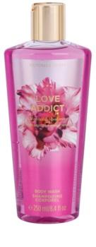 Victoria's Secret Love Addict Wild Orchid & Blood Orange Shower Gel for Women