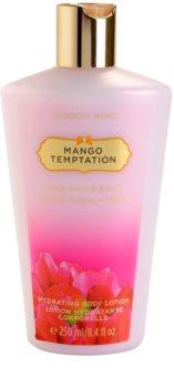 Victoria's Secret Mango Temptation Mango Nectar & Hibiscus tělové mléko pro ženy