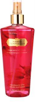 Victoria's Secret Mango Temptation Mango Nectar & Hibiscus testápoló spray nőknek 250 ml