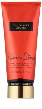 Victoria's Secret Passion Struck crema corporal para mujer