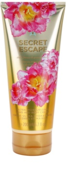 Victoria's Secret Secret Escape Sheer Freesia & Guava Flowers creme corporal para mulheres