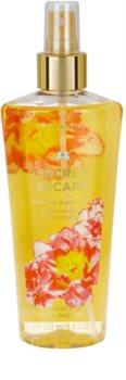 Victoria's Secret Secret Escape Sheer Freesia & Guava Flowers spray corporal para mujer 250 ml