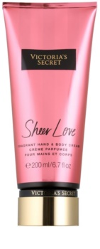Victoria's Secret Sheer Love telový krém pre ženy
