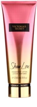 Victoria's Secret Sheer Love losjon za telo za ženske