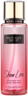 Victoria's Secret Sheer Love spray corporel pour femme