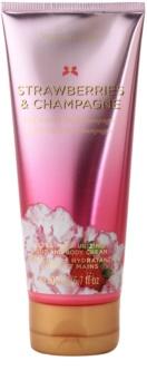 Victoria's Secret Strawberries & Sparkling Wine crème pour le corps pour femme
