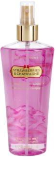 Victoria's Secret Strawberries & Sparkling Wine spray corporal para mujer