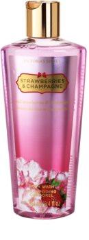 Victoria's Secret Strawberry gel de ducha para mujer