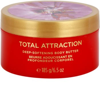 Victoria's Secret Total Attraction manteiga corporal para mulheres 185 g