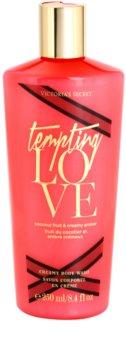 Victoria's Secret Tempting Love creme de duche para mulheres 250 ml